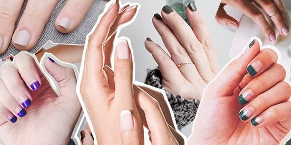 Franske negle er igen blevet et hit. Frederiksberg Centret har lavet en guide til, hvordan du selv laver de smukke negle.